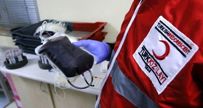 148 yıllık Kızılay'a rekor kan bağışı