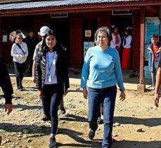İnsan Hakları Raportörü'nün geçici kamp ziyaretine engel