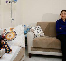 Kanser hastası çocuklara 'yuva' sıcaklığı