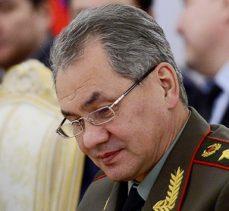 Rusya Savunma Bakanı ABD'ye tepki gösterdi