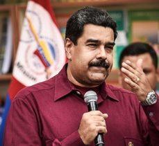 Venezuela parlamentosundan sembolik karar