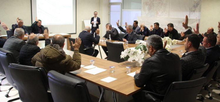 Cihanbeyli Belediyesi Mart Ayı Meclis Toplantısı Gerçekleştirildi.