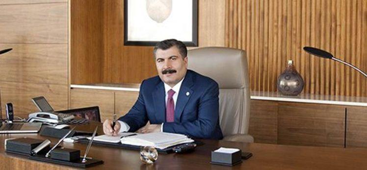 Coronaya Sağlık Bakanı Fahrettin KOCA engeli!!!